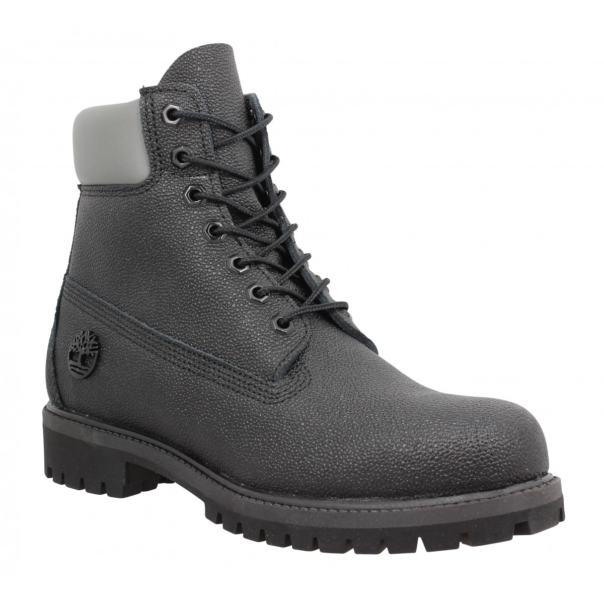 Bottines TIMBERLAND 6in Premium Helcor Noir