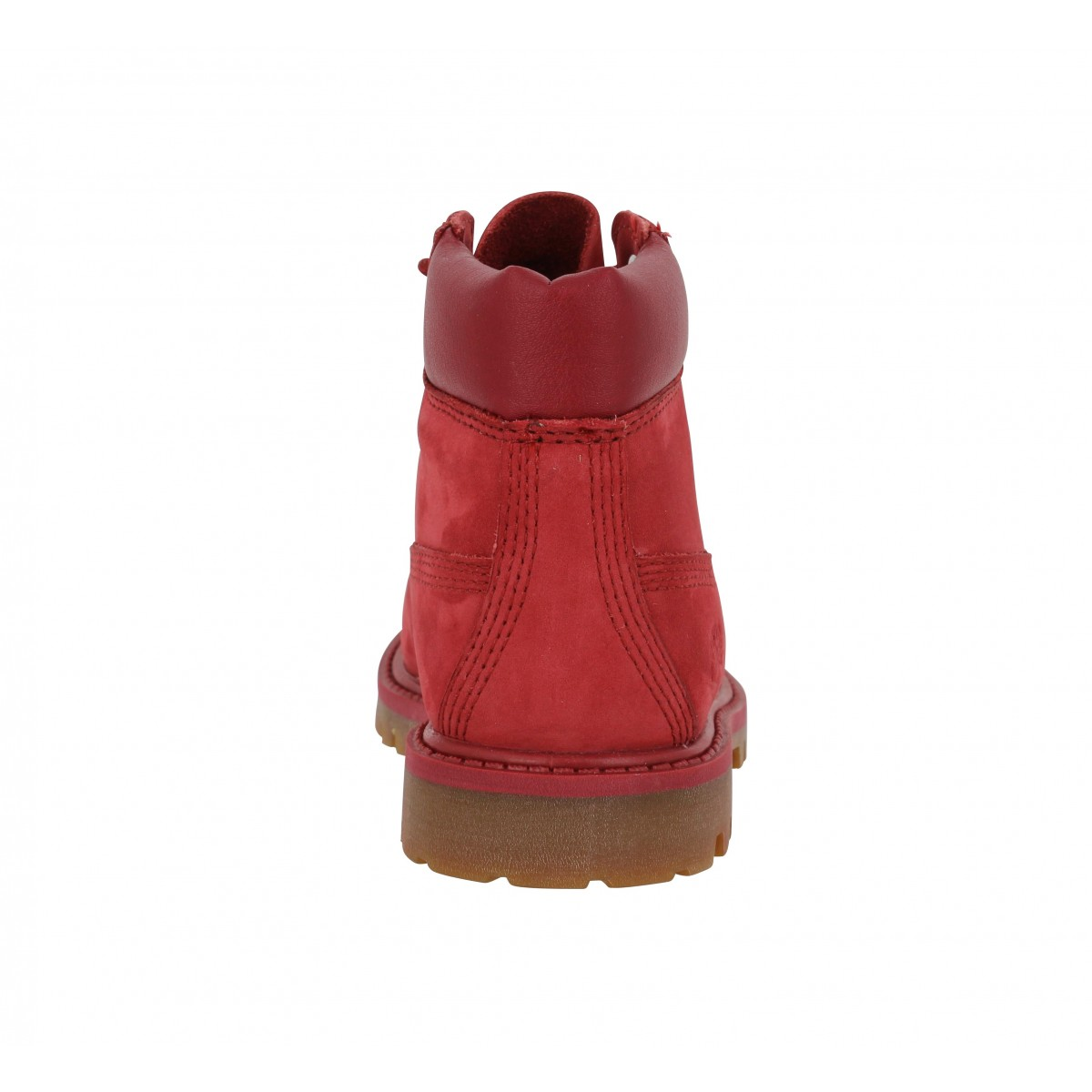 timberland garcon rouge