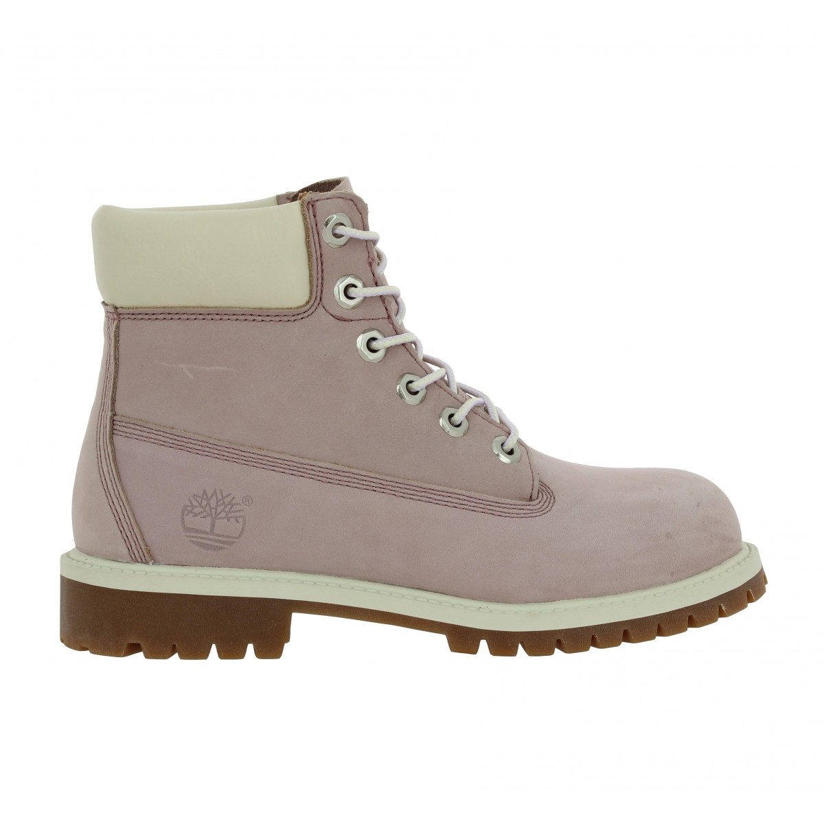 080735595a4 Timberland 6in premium velours femme bordeaux femme