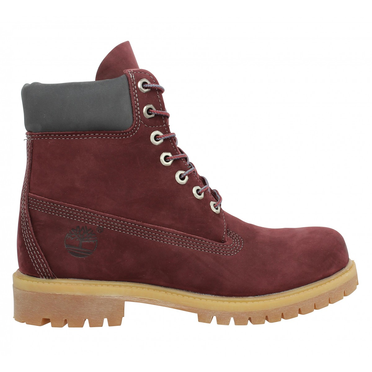 timberland 6in premium velours bordeaux homme fanny chaussures. Black Bedroom Furniture Sets. Home Design Ideas