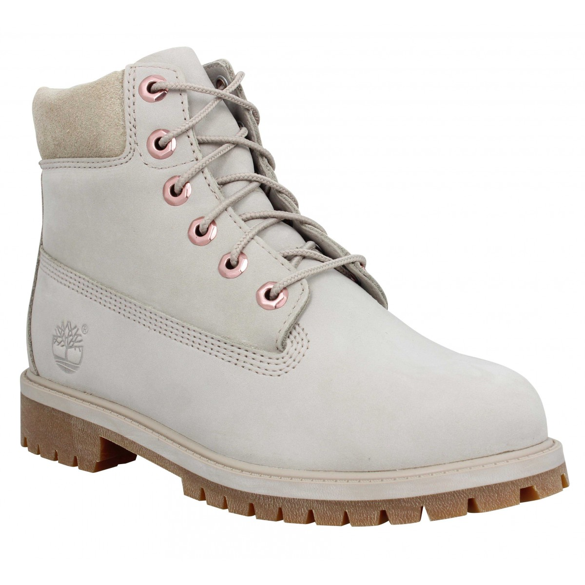 Timberland Femme 6in Premium Wp Velours...