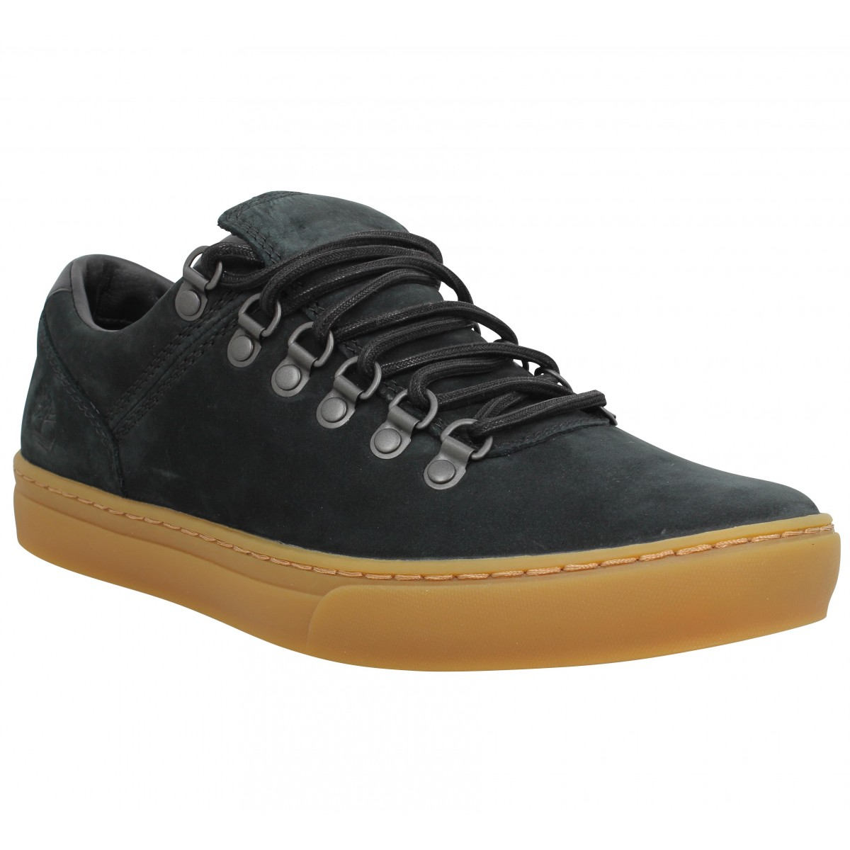 Baskets TIMBERLAND Adv 2.0 Cupsole Alpine velours Homme Noir