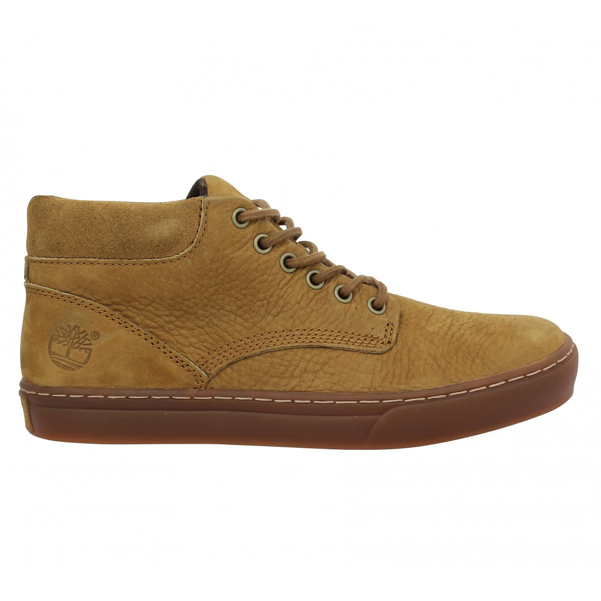 2 Homme Marron Cuir 0 Chukka Adventure Timberland Cupsole PO7qYw56y6