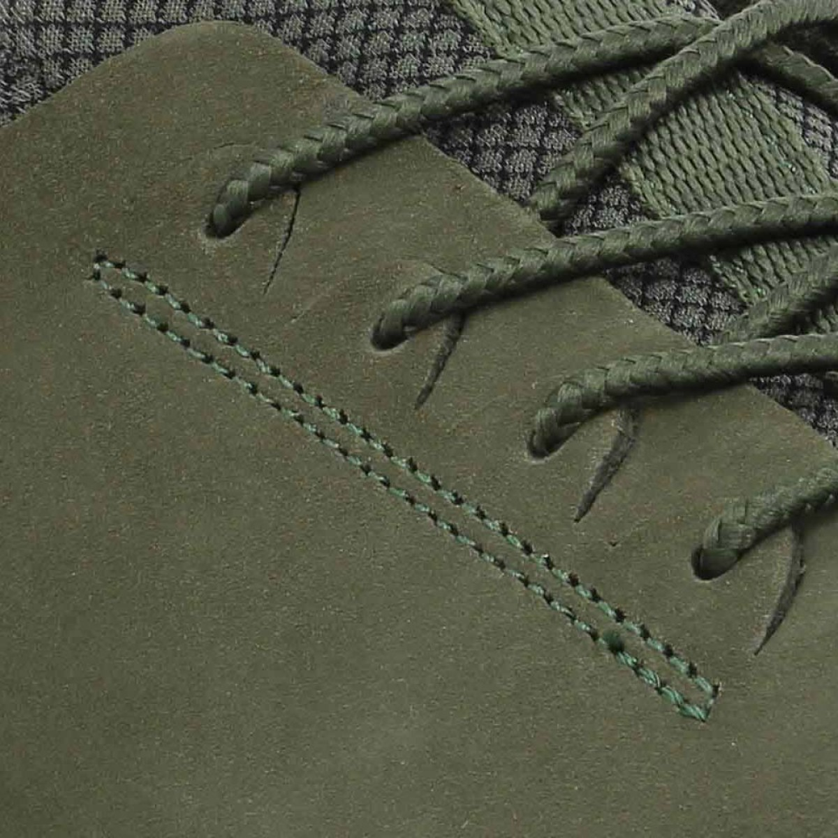 TIMBERLAND Amherst nubuck toile Homme Olive