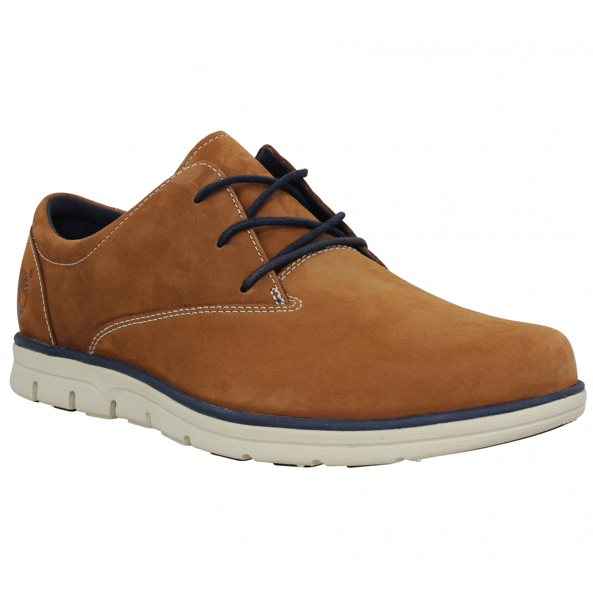 Baskets TIMBERLAND Bradstreet Oxford Marron