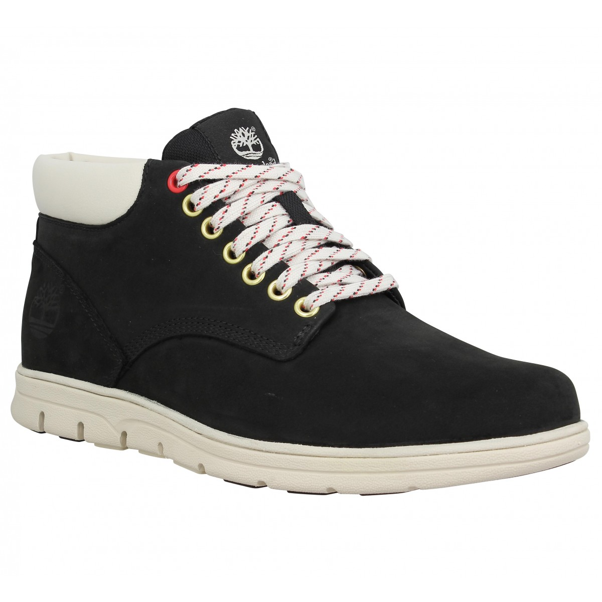 Bottines TIMBERLAND Chukka velours Black