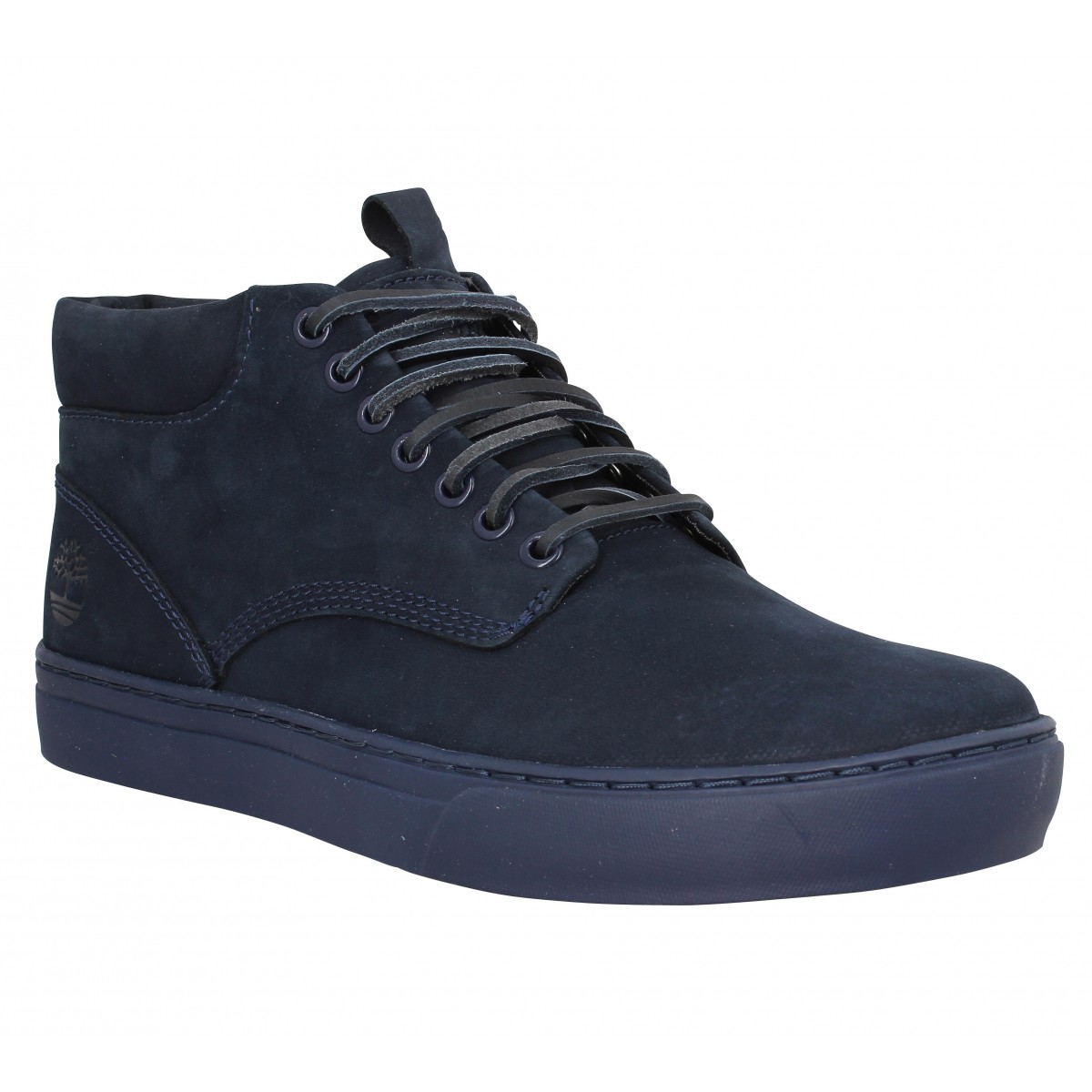 Baskets TIMBERLAND EK 2.0 Adventure Cupsole Chukka nubuck Full Navy