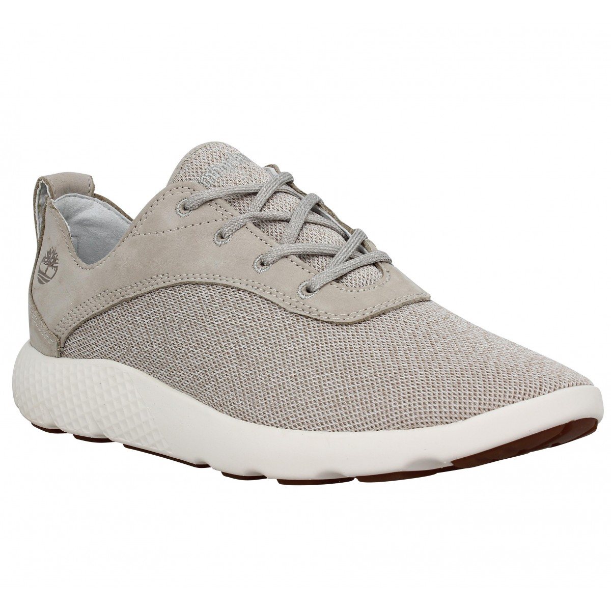 Timberland Homme Flyroam Toile -40-gris