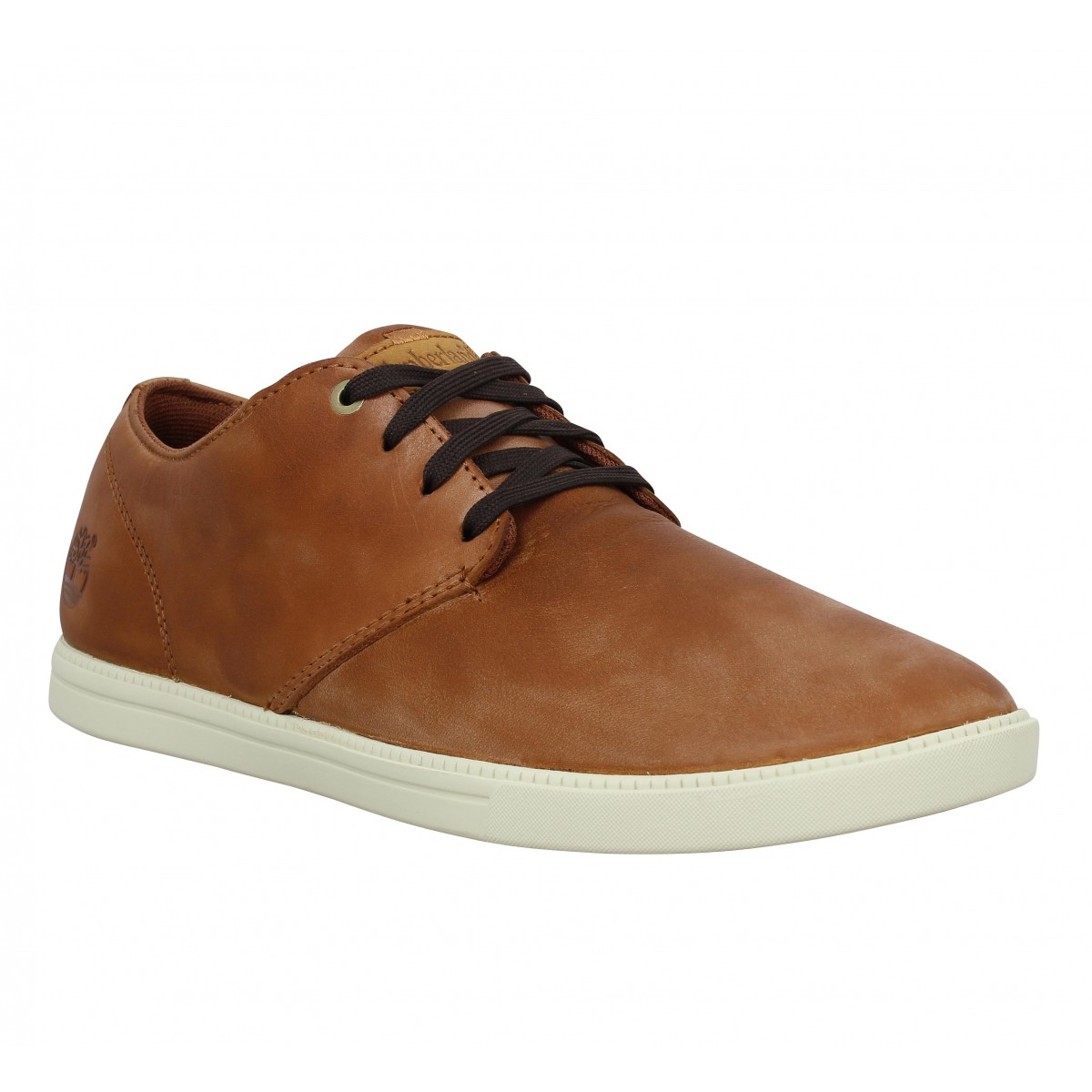 Baskets TIMBERLAND Fulk LP Low cuir Homme Cuivre