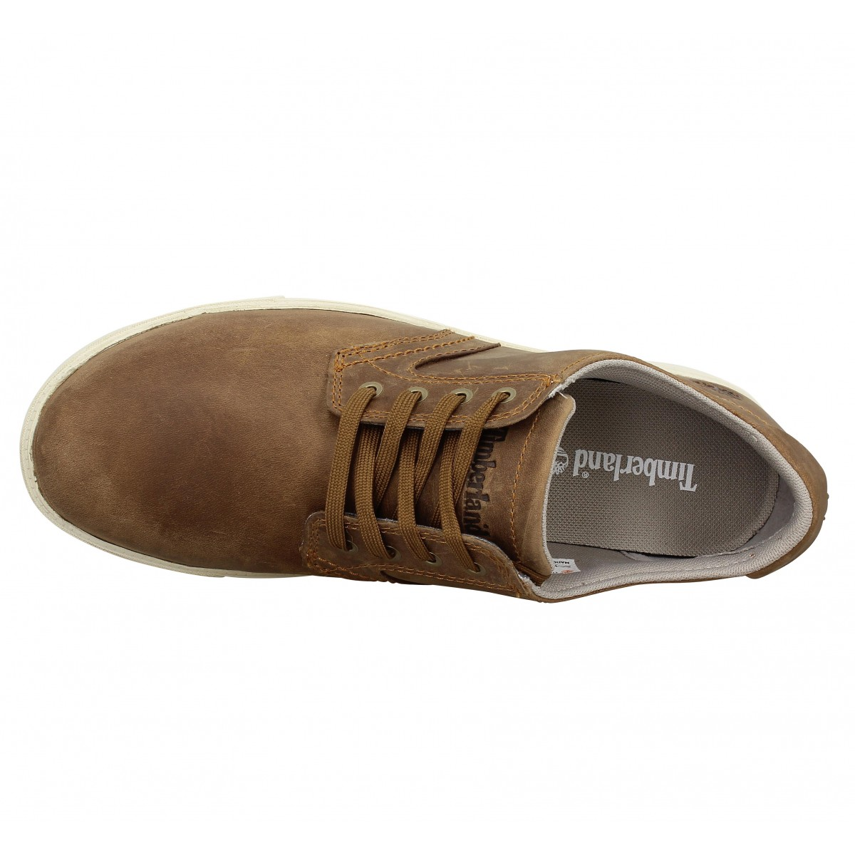 tong cuir homme timberland
