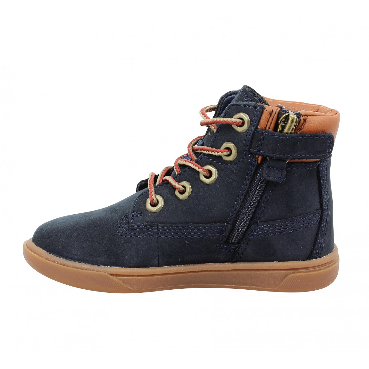 TIMBERLAND Groveton 6in Lace nubuck Enfant Blue