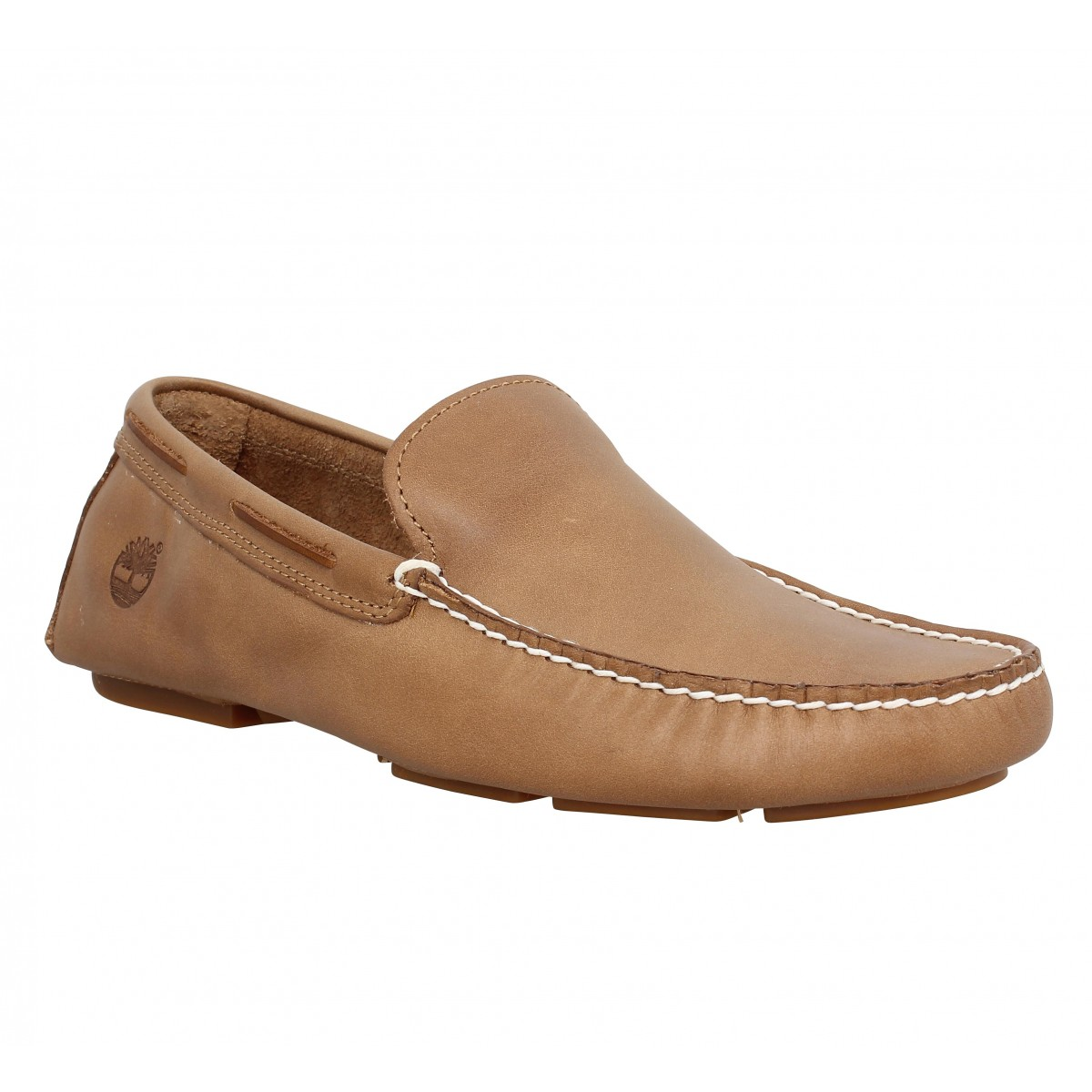 Mocassins TIMBERLAND Heritage Driver Venetian Homme Tan