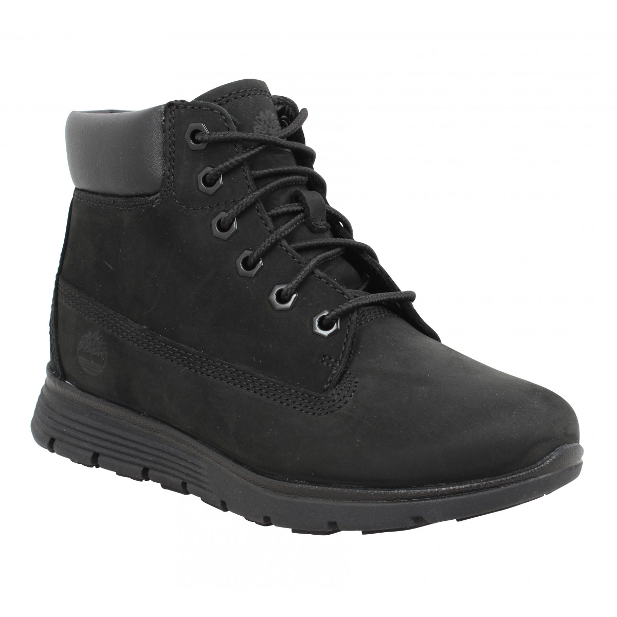 Baskets TIMBERLAND Killington 6in nubuck Enfant Noir
