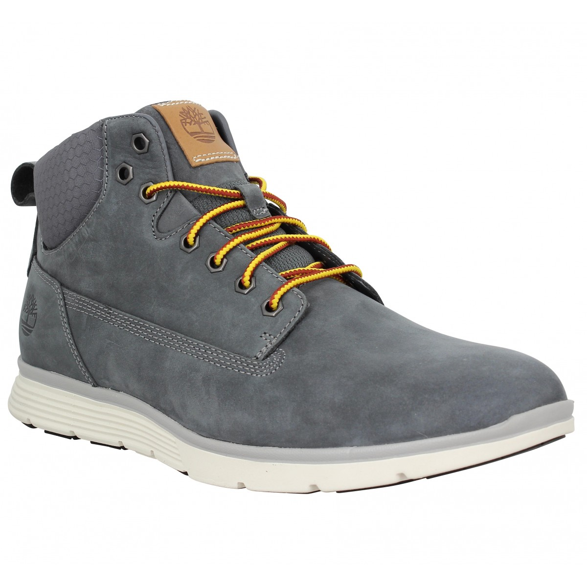 Baskets TIMBERLAND Killington Chukka nubuck Homme Metal