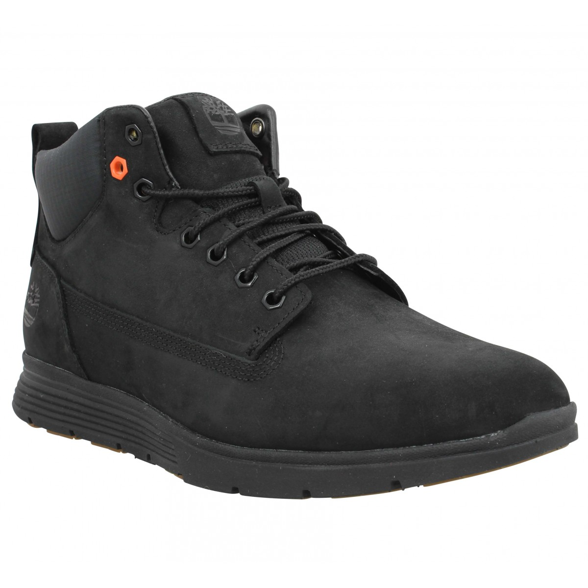 chaussure timberland hommes noirs