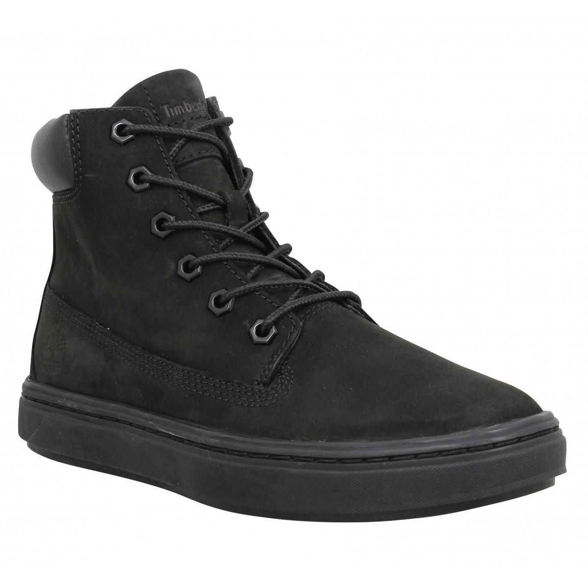 TIMBERLAND Londyn 6 Inch velours Femme Black