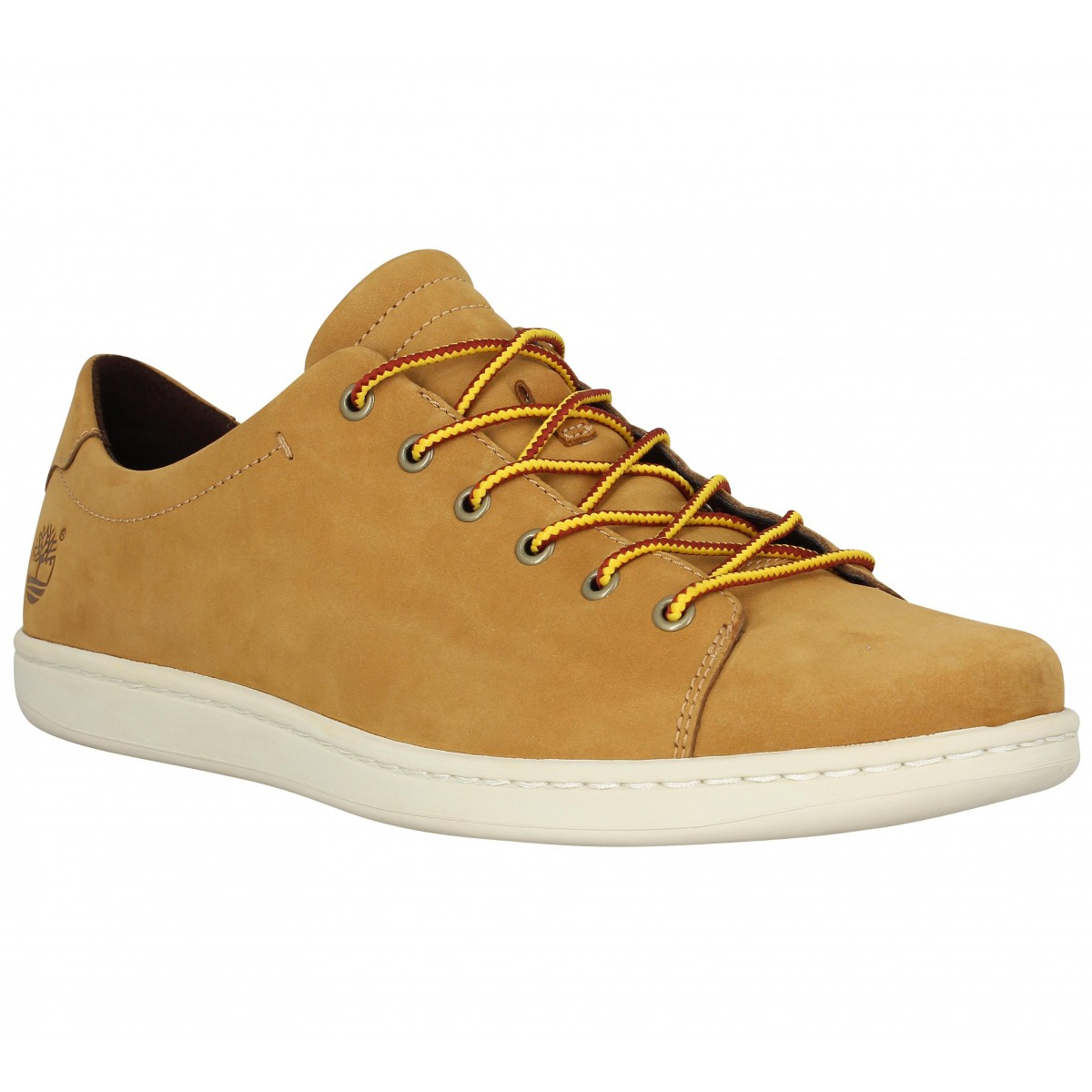 Baskets TIMBERLAND Newmarket Leather Ox Ocre
