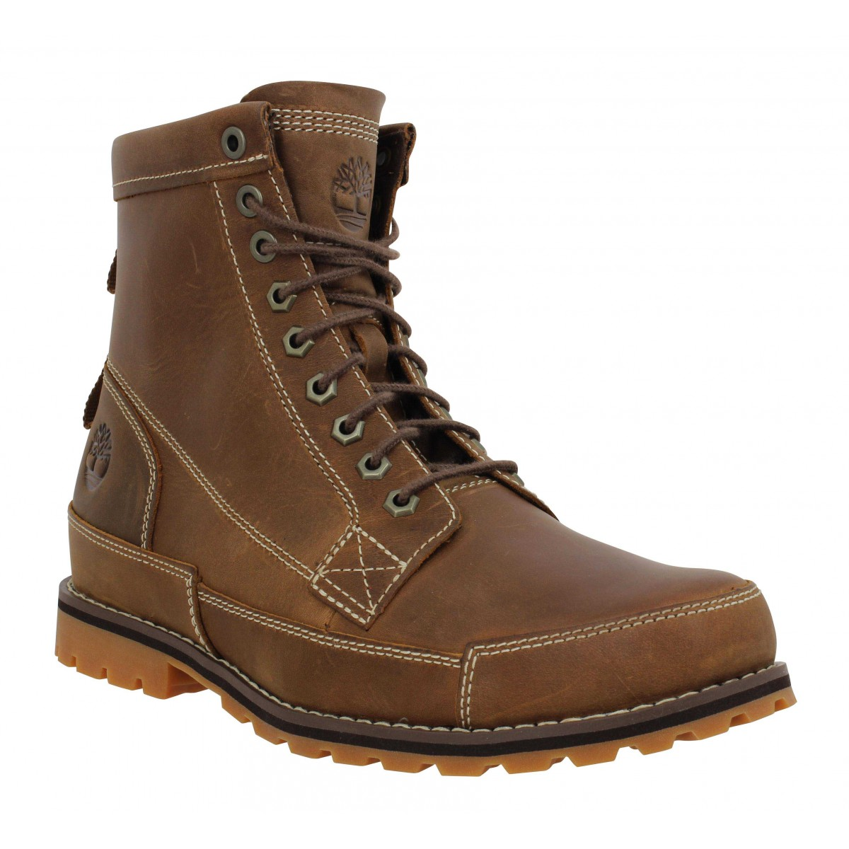 Bottines TIMBERLAND Originals II 6in Boot cuir gras Homme Rust