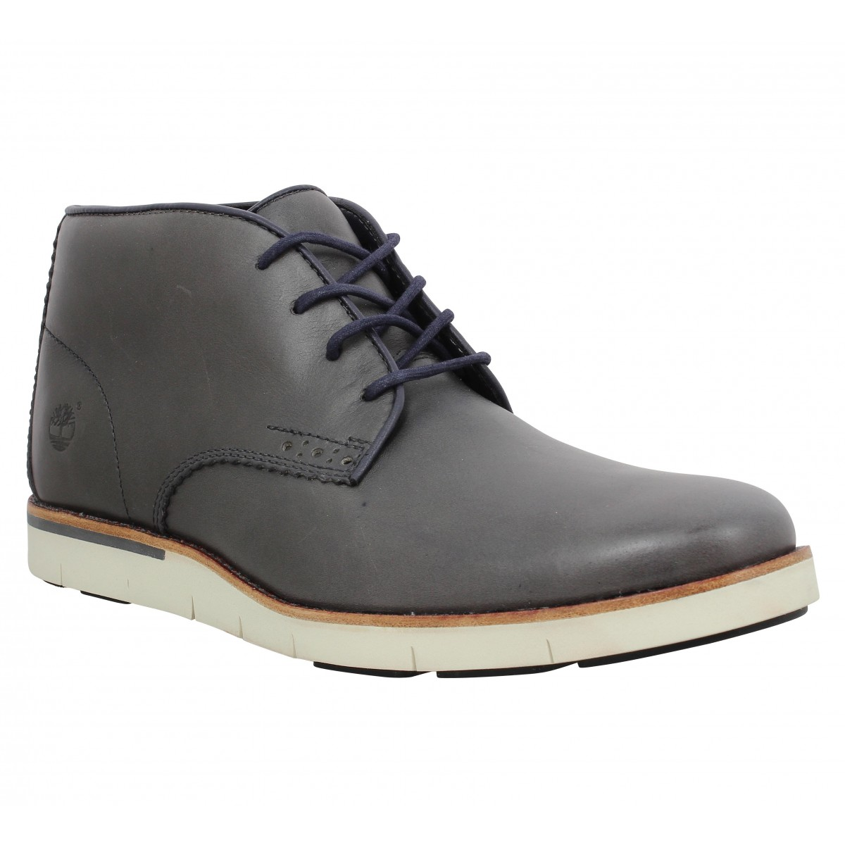 Bottines TIMBERLAND Preston Hills Chukka Noir