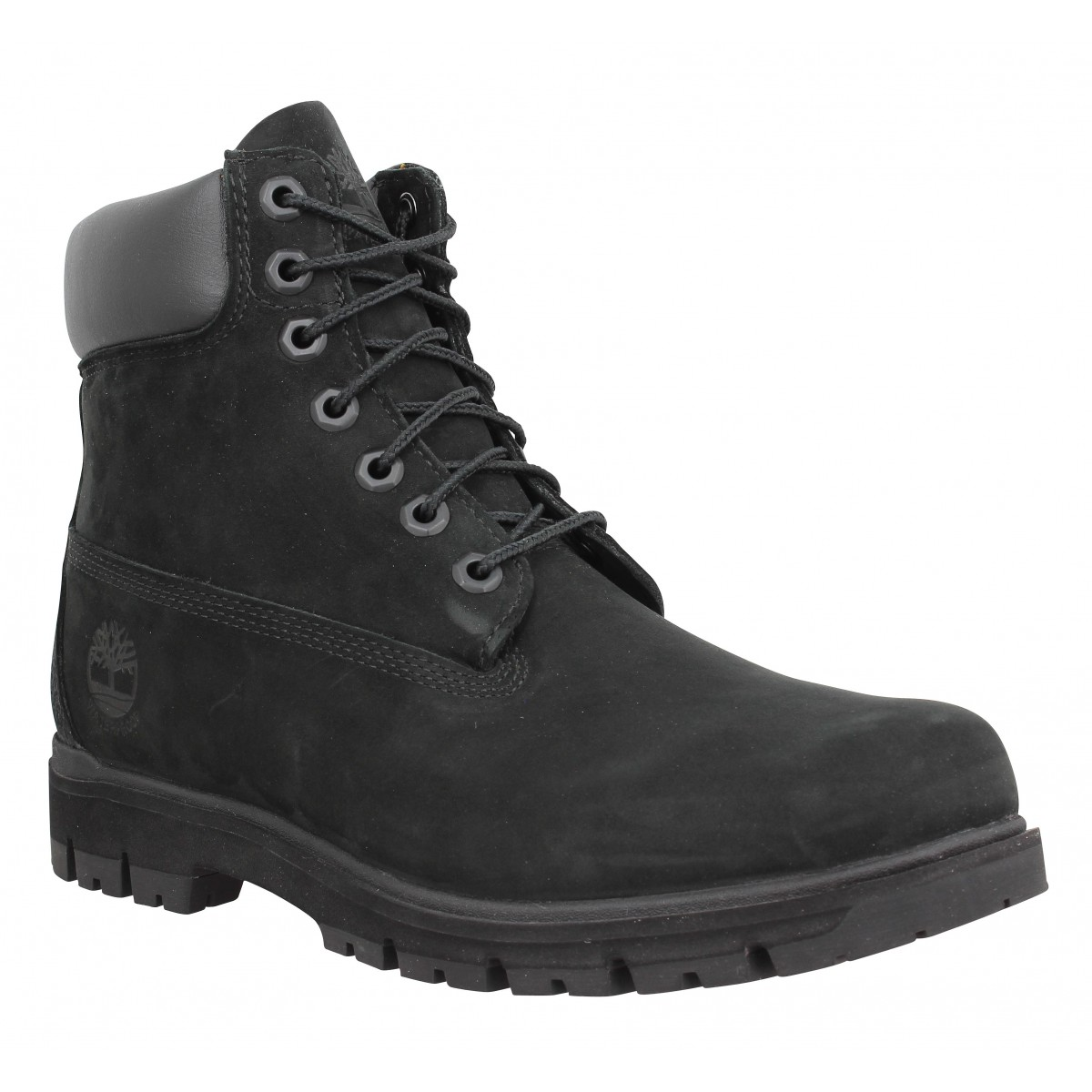 Bottines TIMBERLAND Radford 6 Boot WP nubuck Homme Black