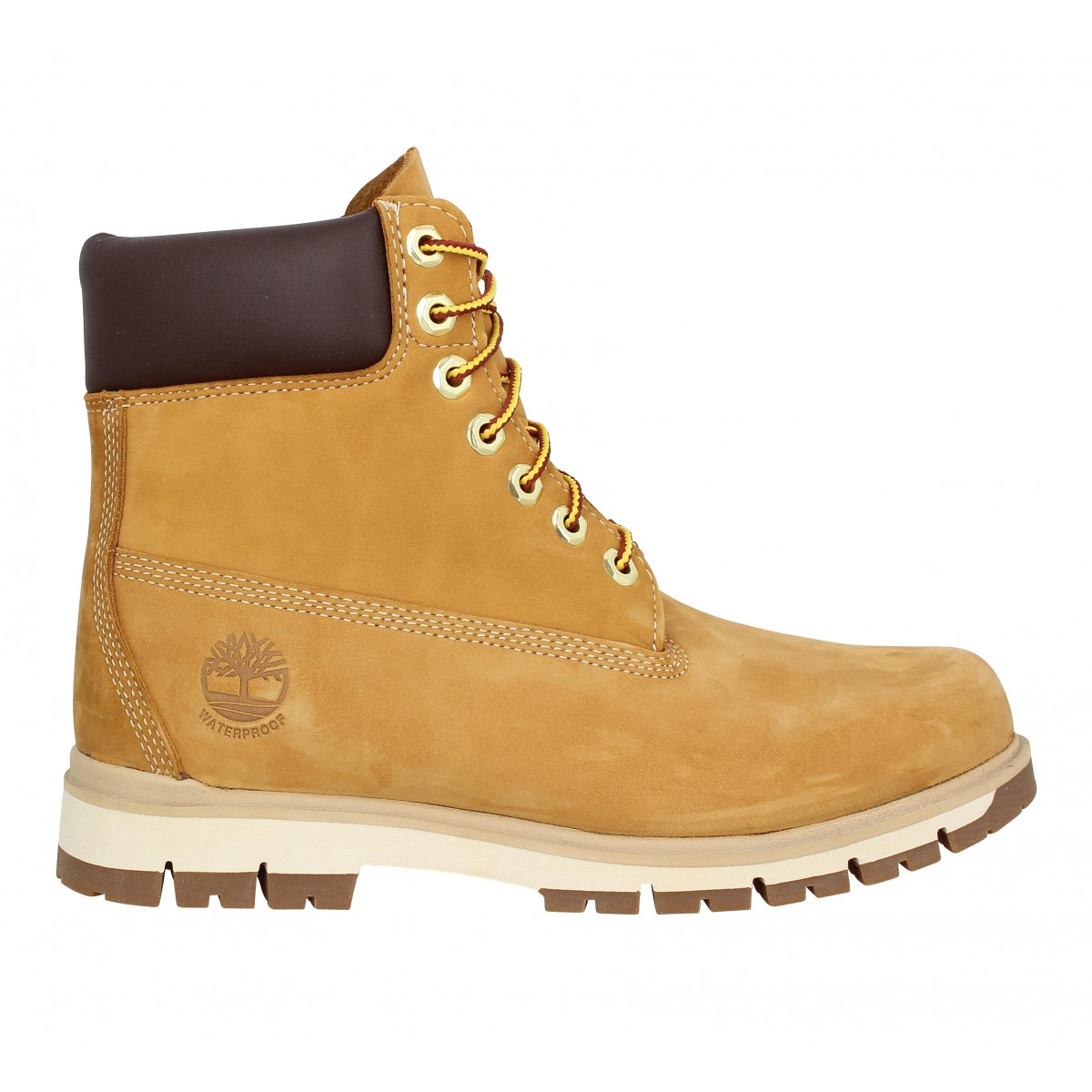 Fanny Chaussures Nubuck Homme Wp Ocre Radford 6 Boot Timberland F6g0U0