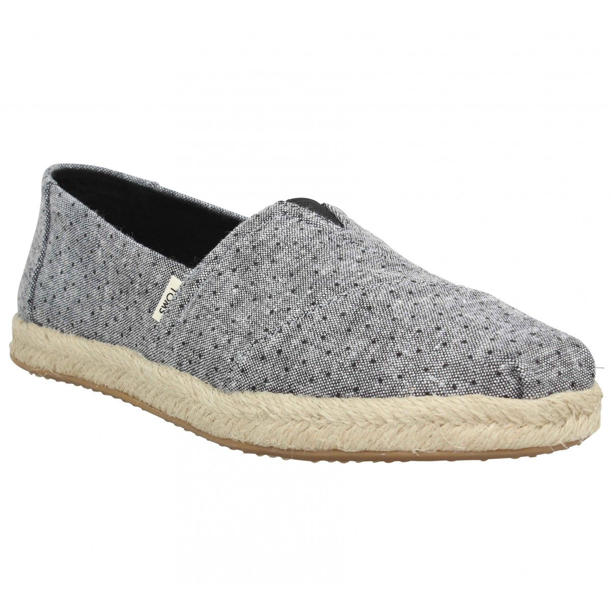 Toms Marque Classic Toile Femme-41-dots
