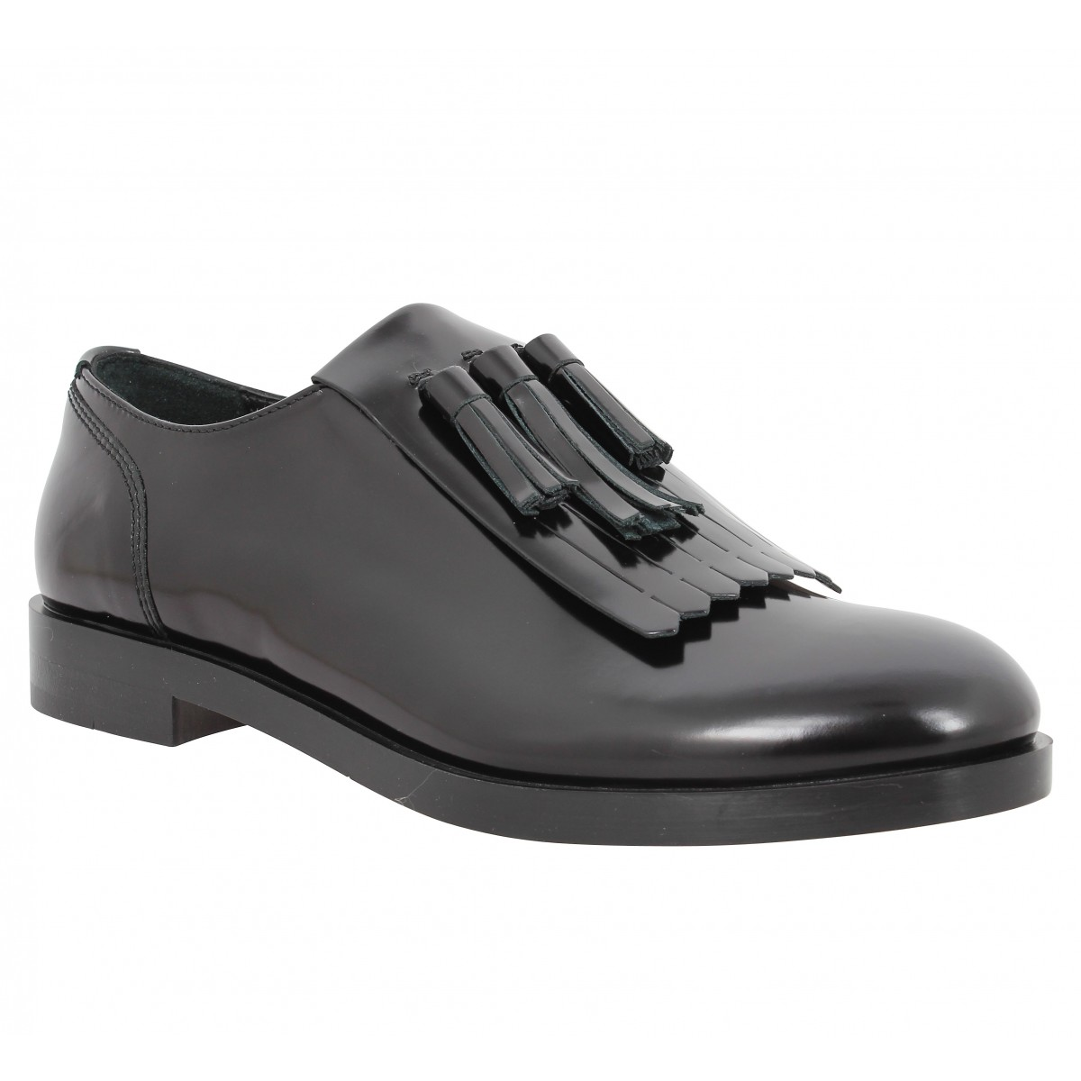 Mocassins TRIVER FLIGHT 165 100 cuir Noir