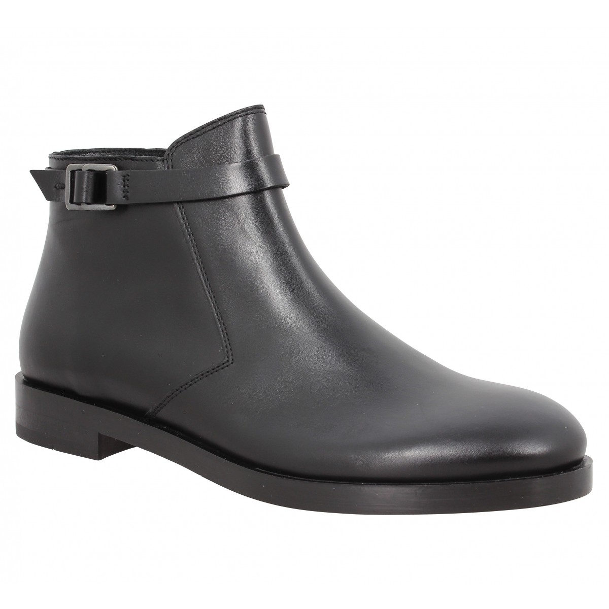 Bottines TRIVER FLIGHT 165 106 cuir Noir