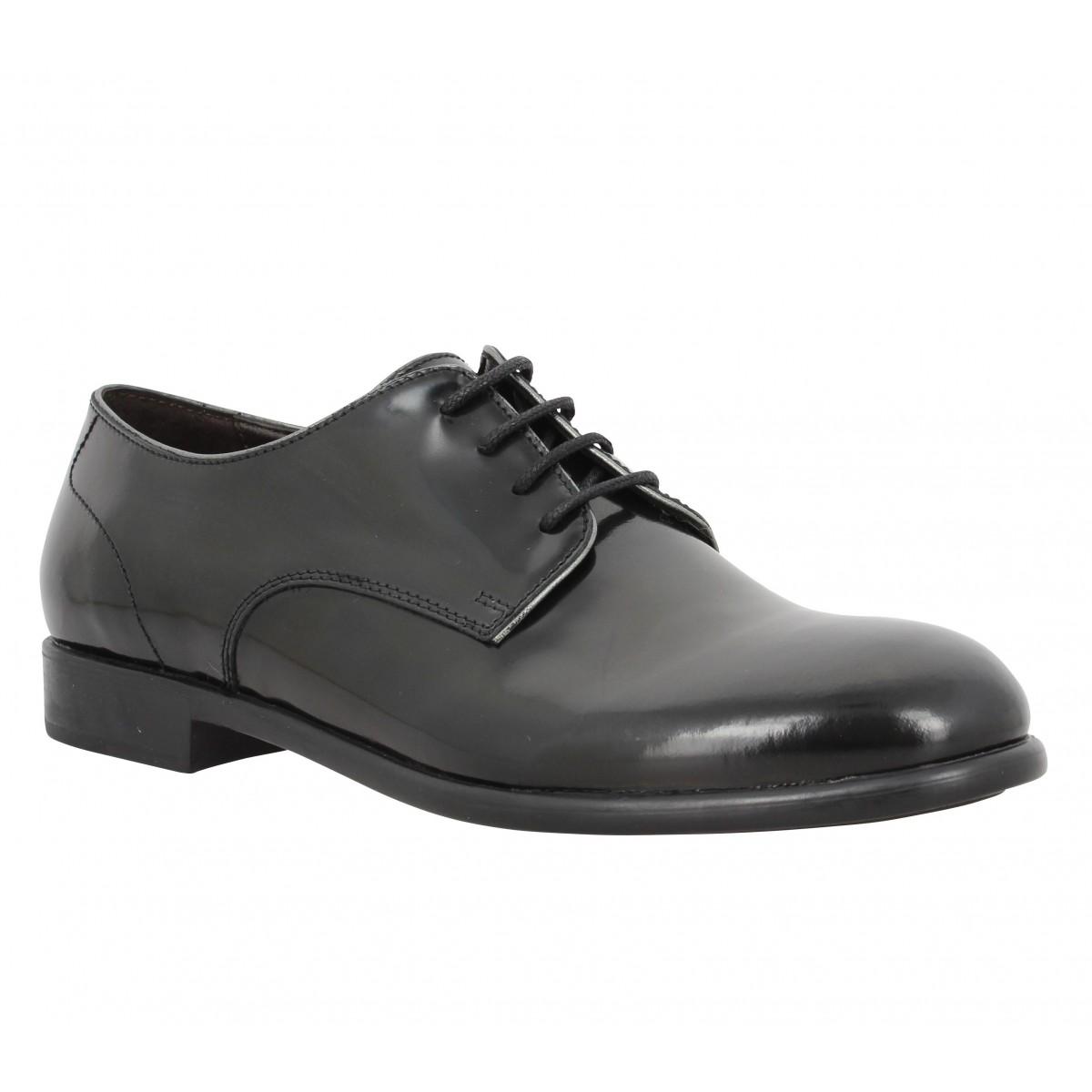 Chaussures à lacets TRIVER FLIGHT 165 37 cuir Femme Noir