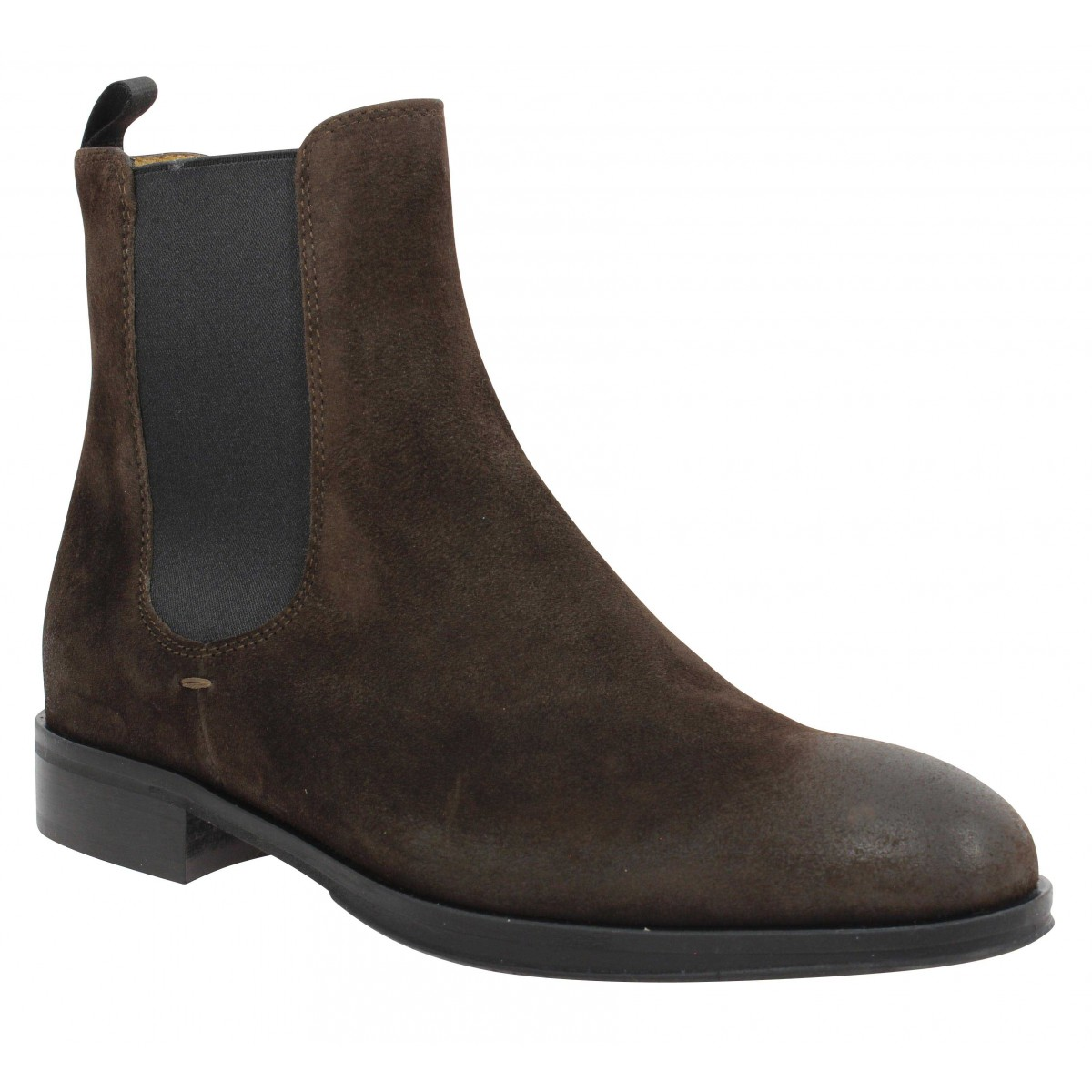 Bottines TRIVER FLIGHT 2590 velours Femme Marron