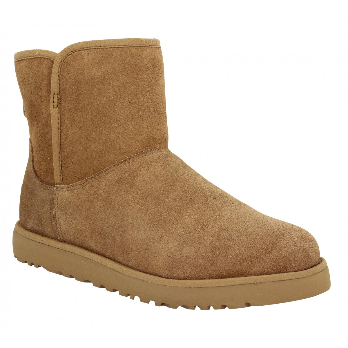 Bottines UGG AUSTRALIA Cory velours Chestnut