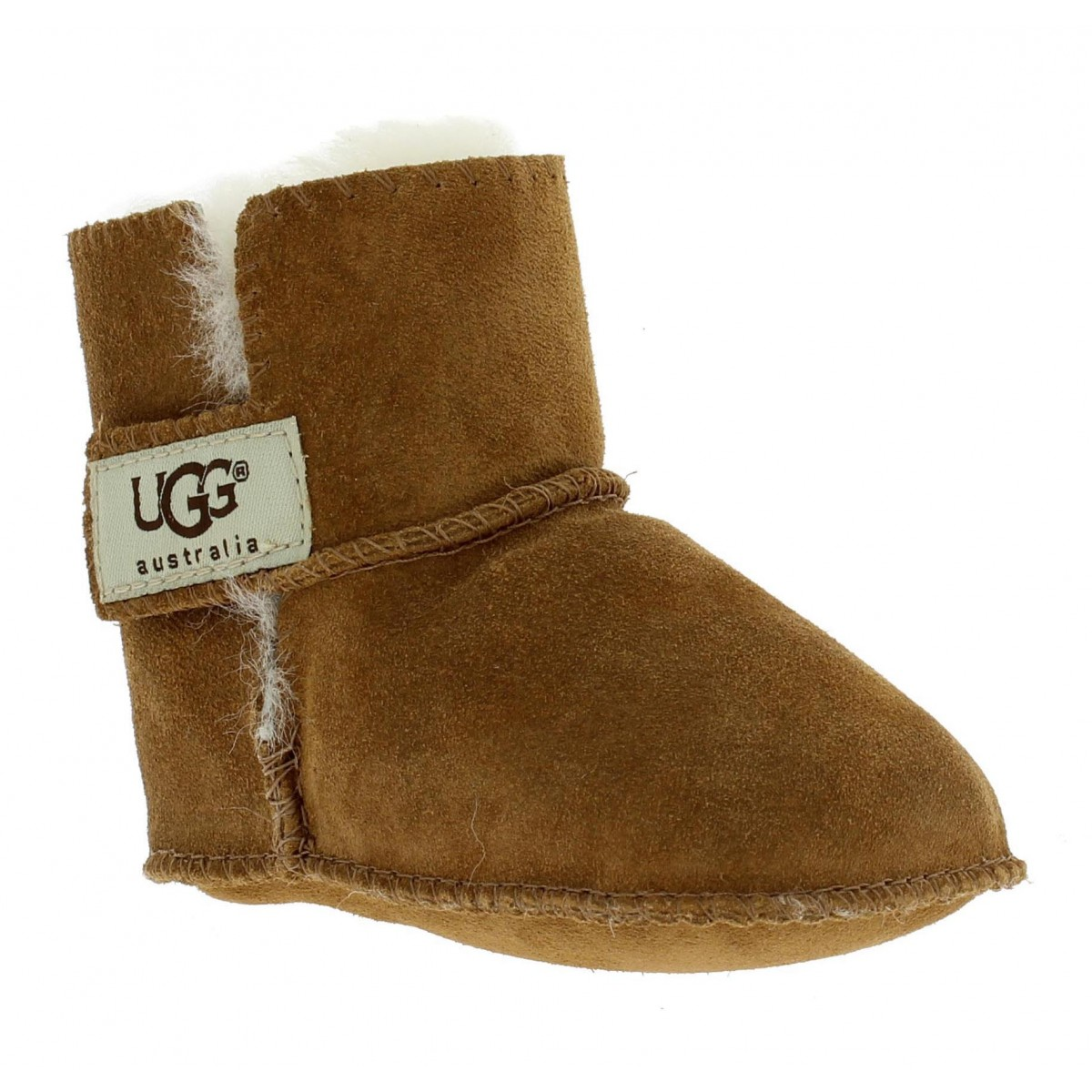 Bottines UGG AUSTRALIA Erin velours Enfant Chestnut