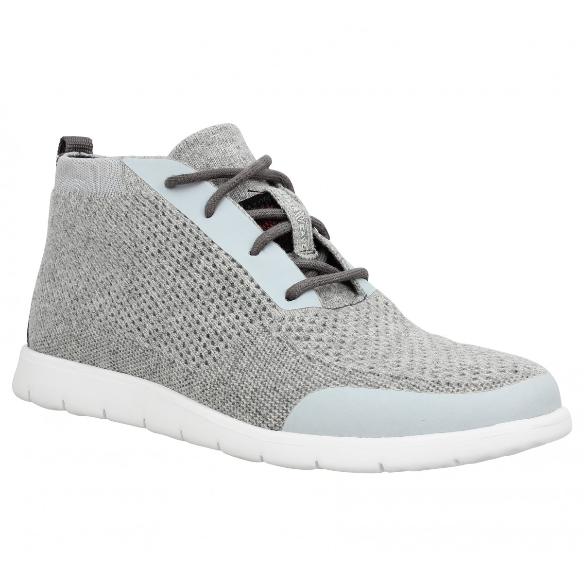 Baskets UGG Freamon Hyperweave knit Homme Gris