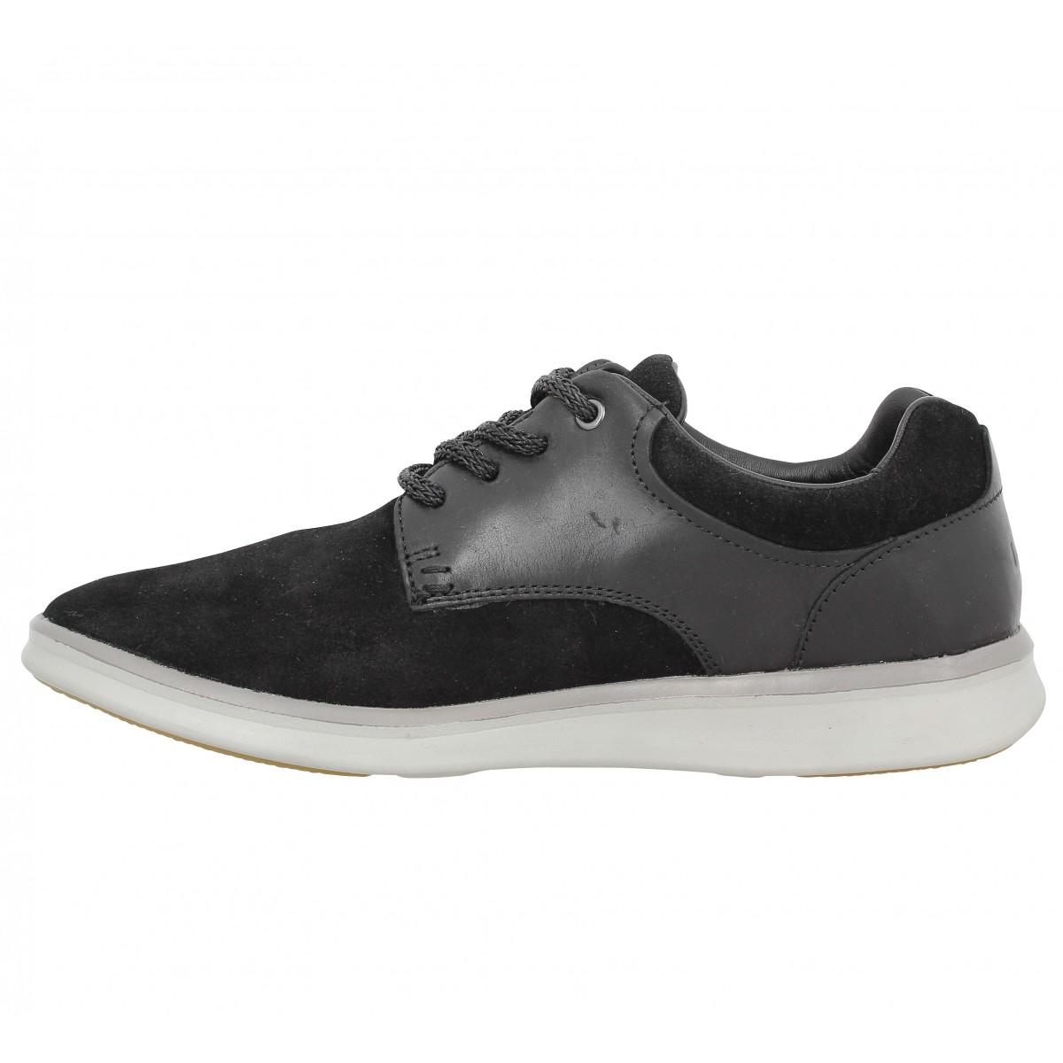 UGG HEPNER - Chaussures à lacets noir fQYGJEFznu