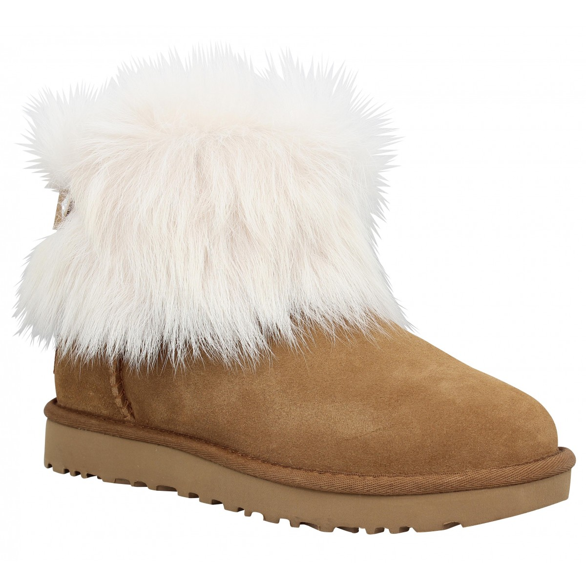 Bottines UGG Valentina Chestnut