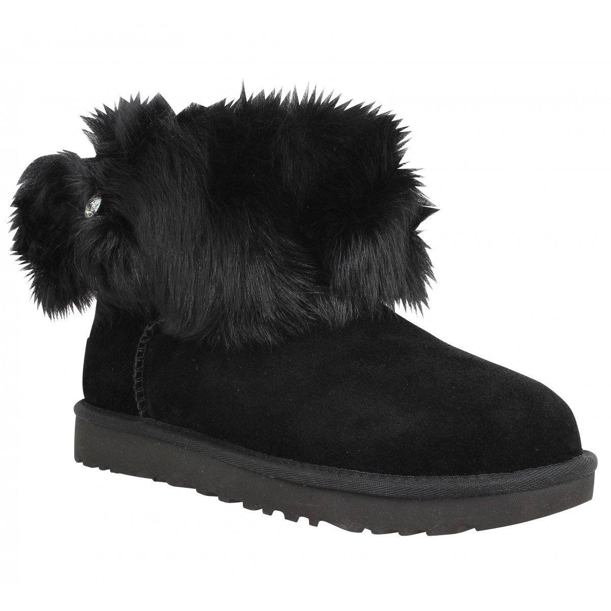 Bottines UGG Valentina Noir