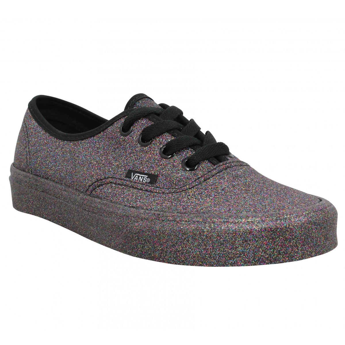 Baskets VANS Authentic rainbow Femme Glitter