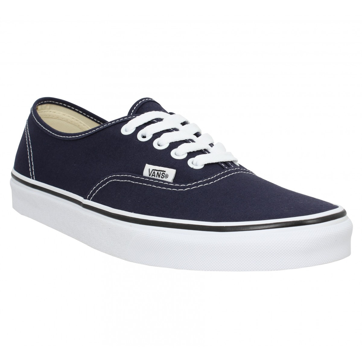 Baskets VANS Authentic toile Homme Night Sky
