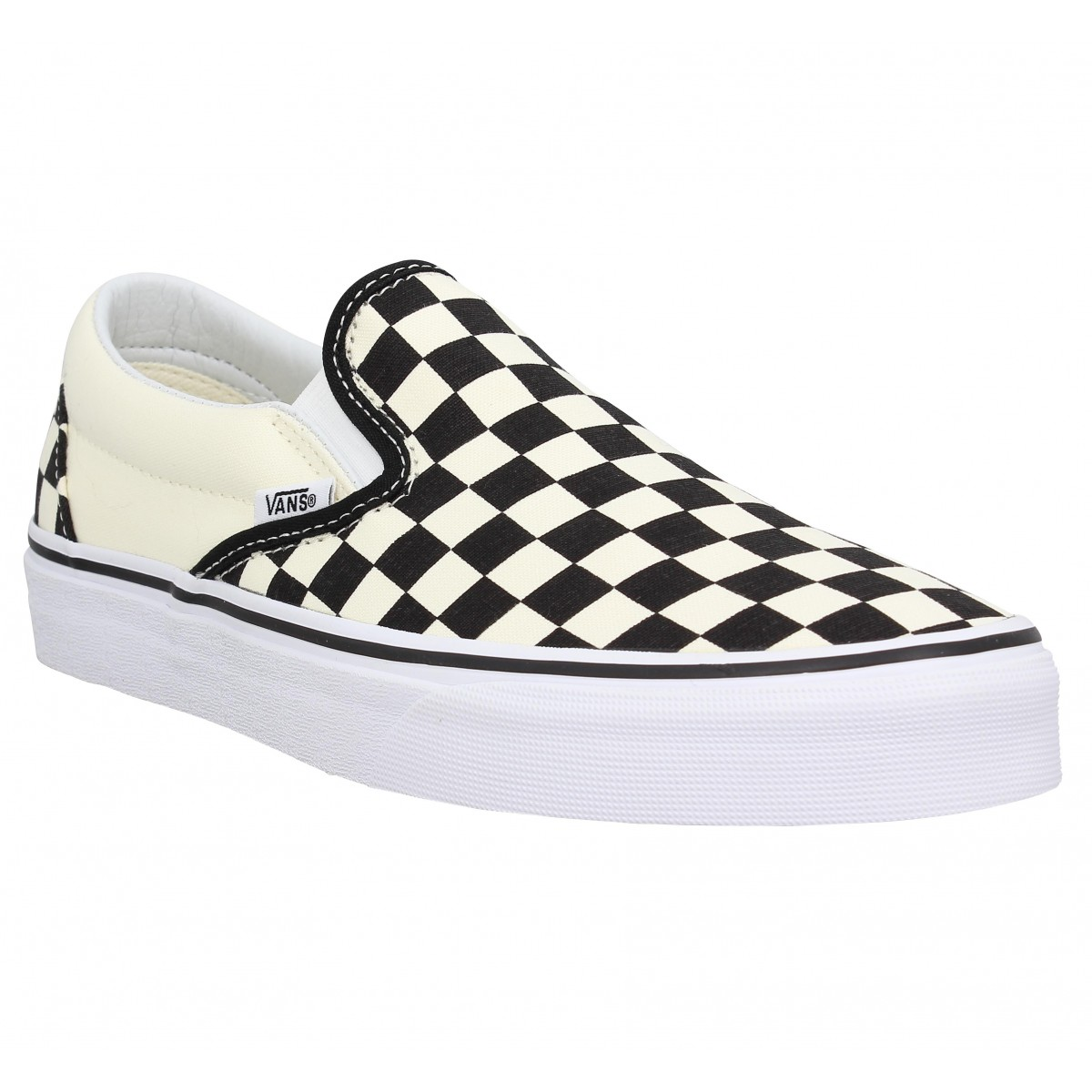 VANS Classic Slip On toile Damier