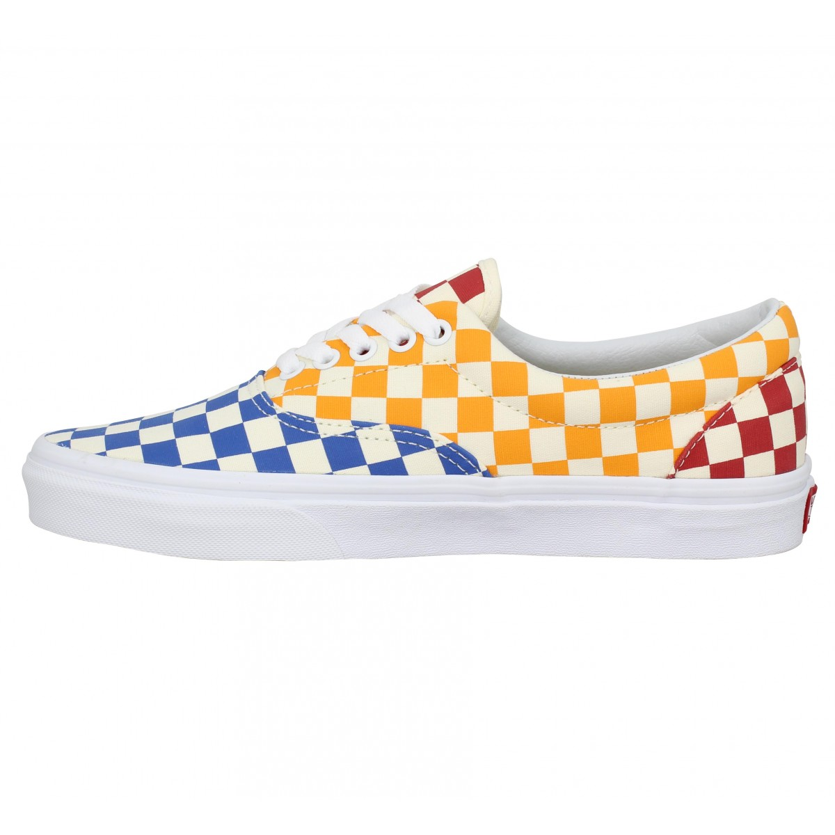 VANS Era Checkerboard toile Homme Multi