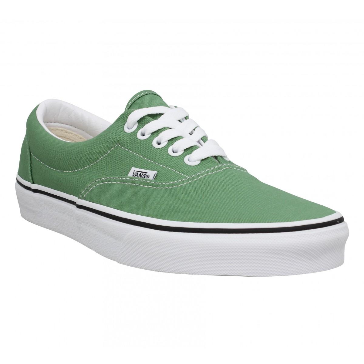 Vans Homme Era Toile -40-green