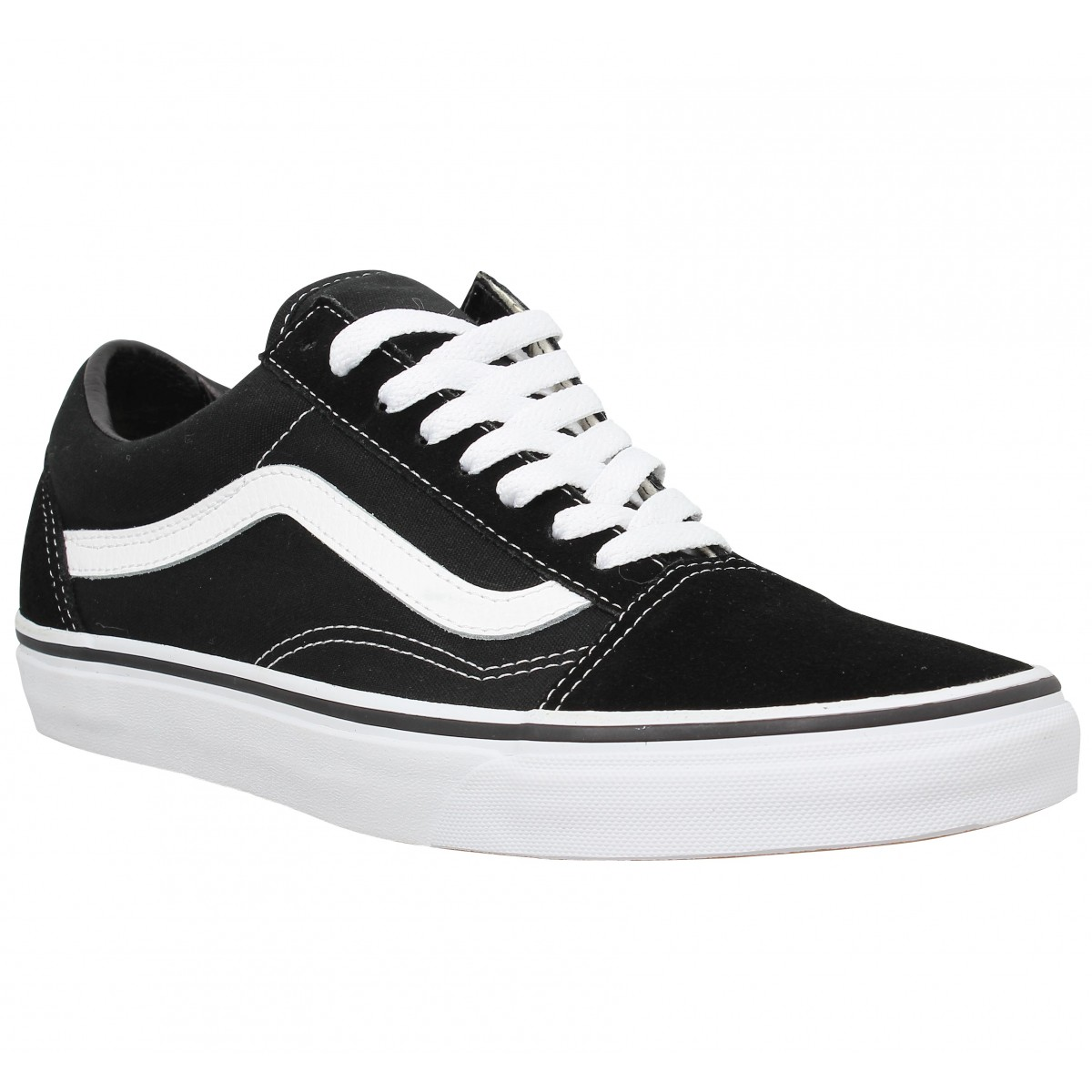 baskets vans old school femme