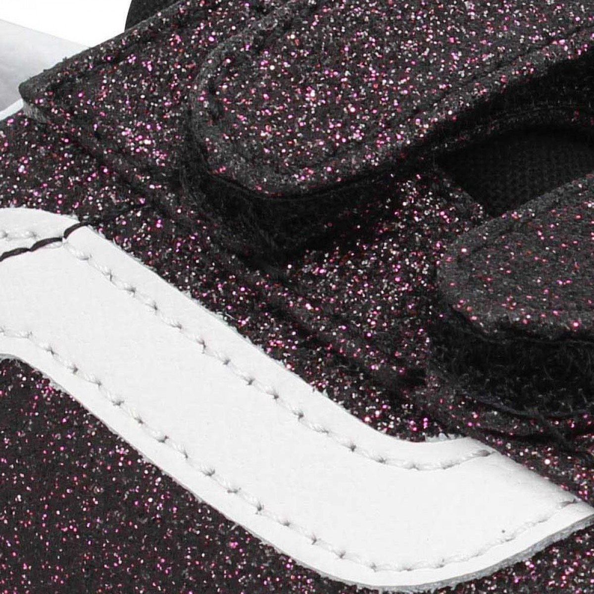 vans old skool glitter femme stars