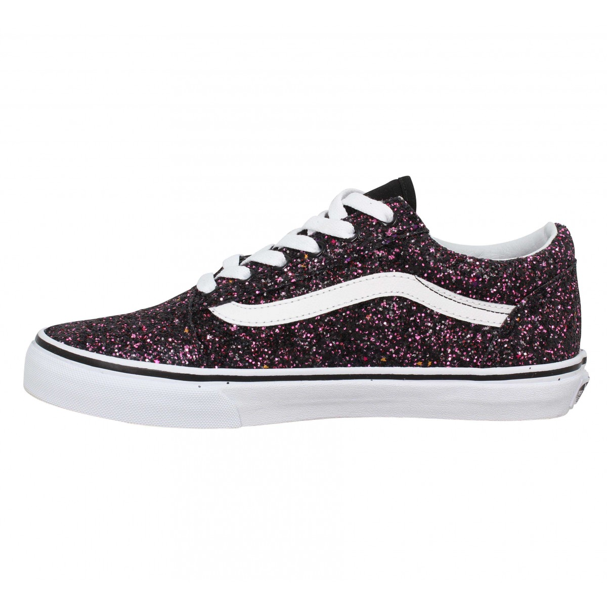 vans old skool glitter 38