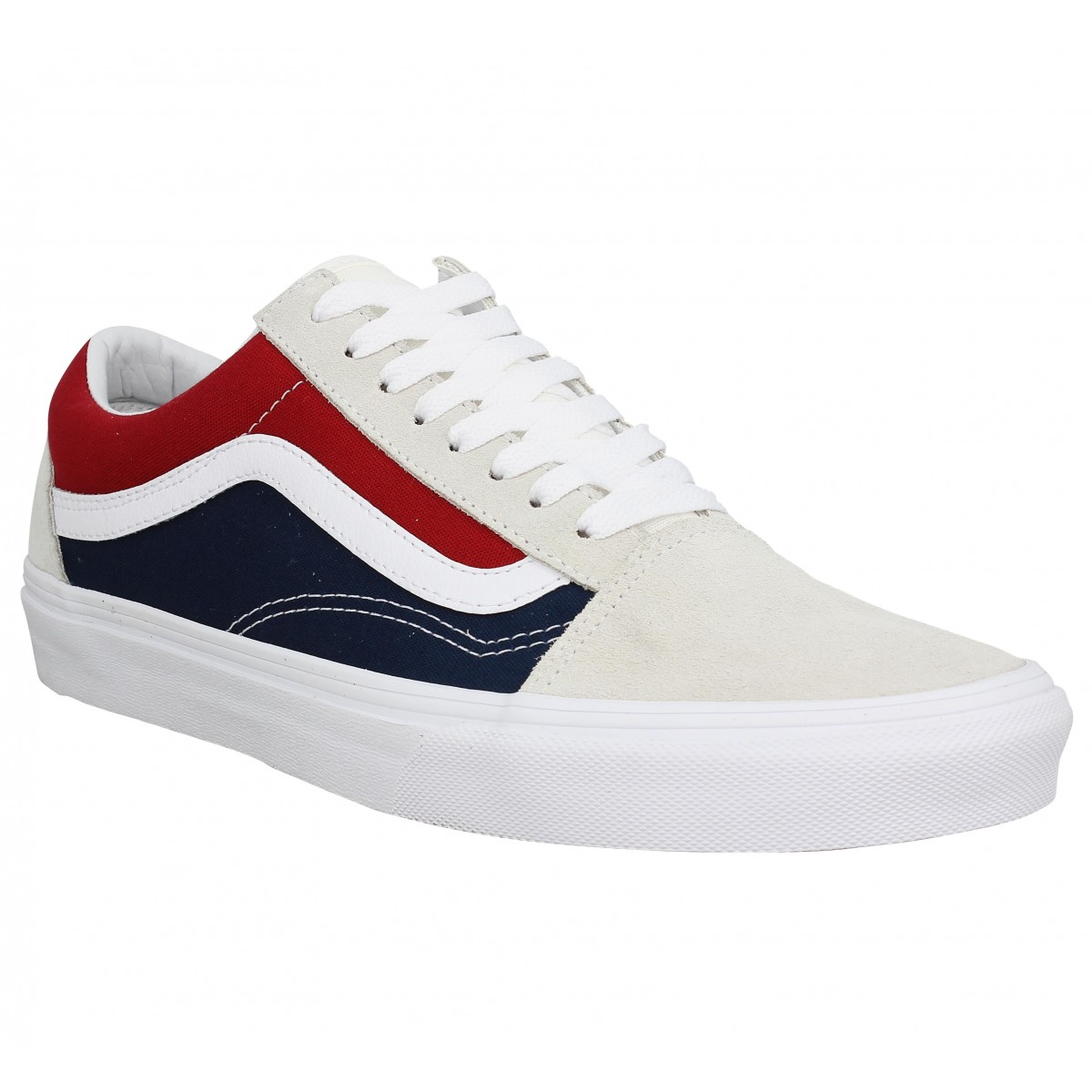 vans old skool 40 rouge