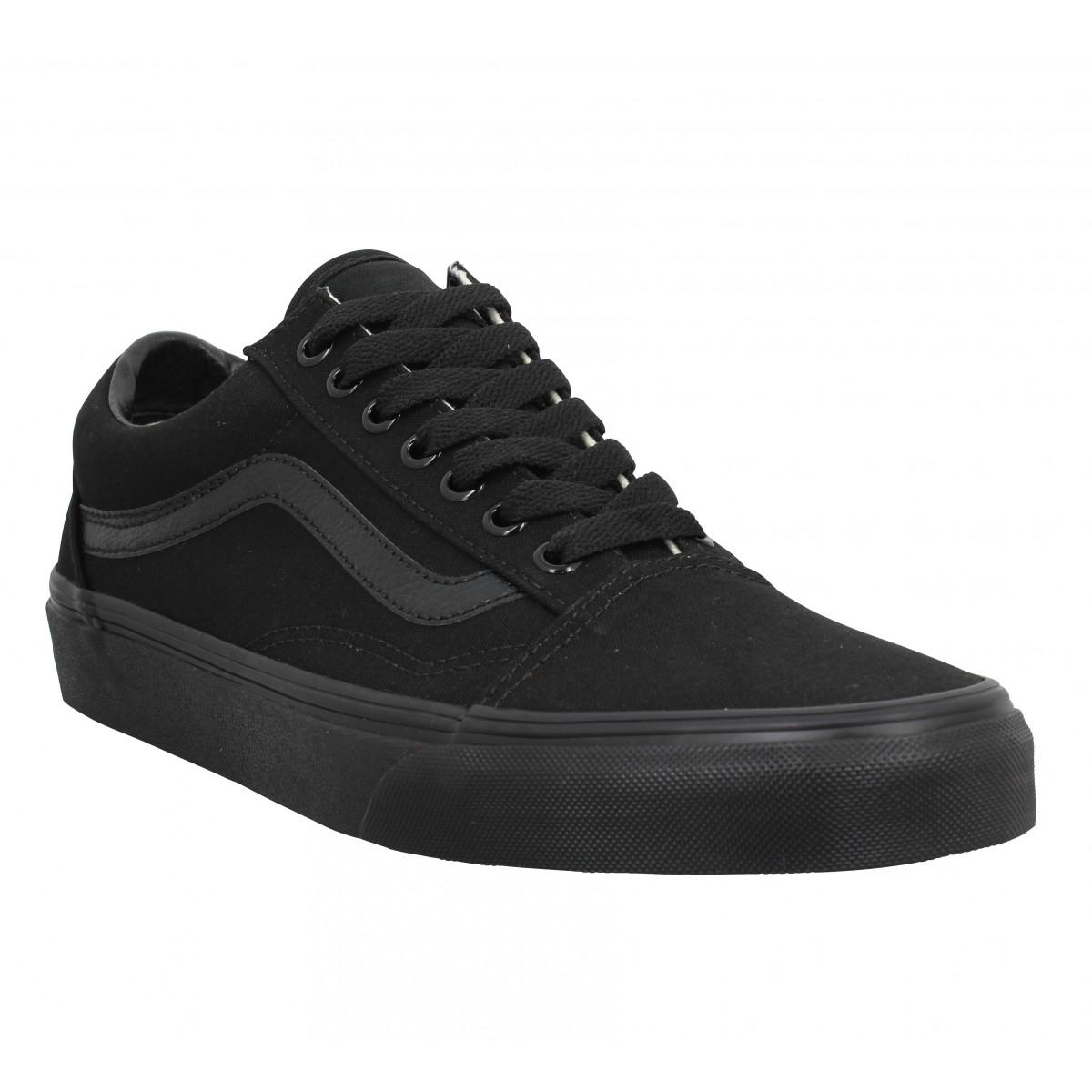 Vans Homme Old Skool Toile -40-black...