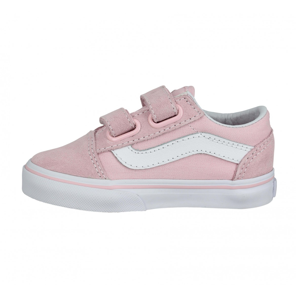 vans old skool rose enfant