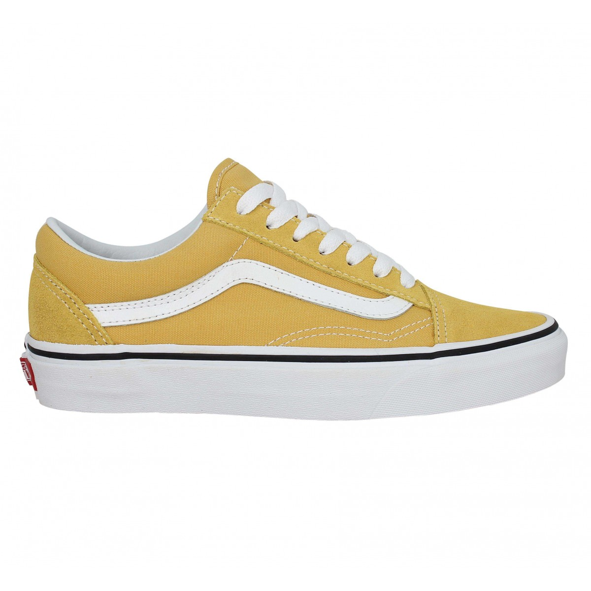 vans old skool ocre