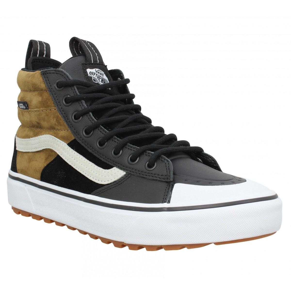 chaussure cuir vans
