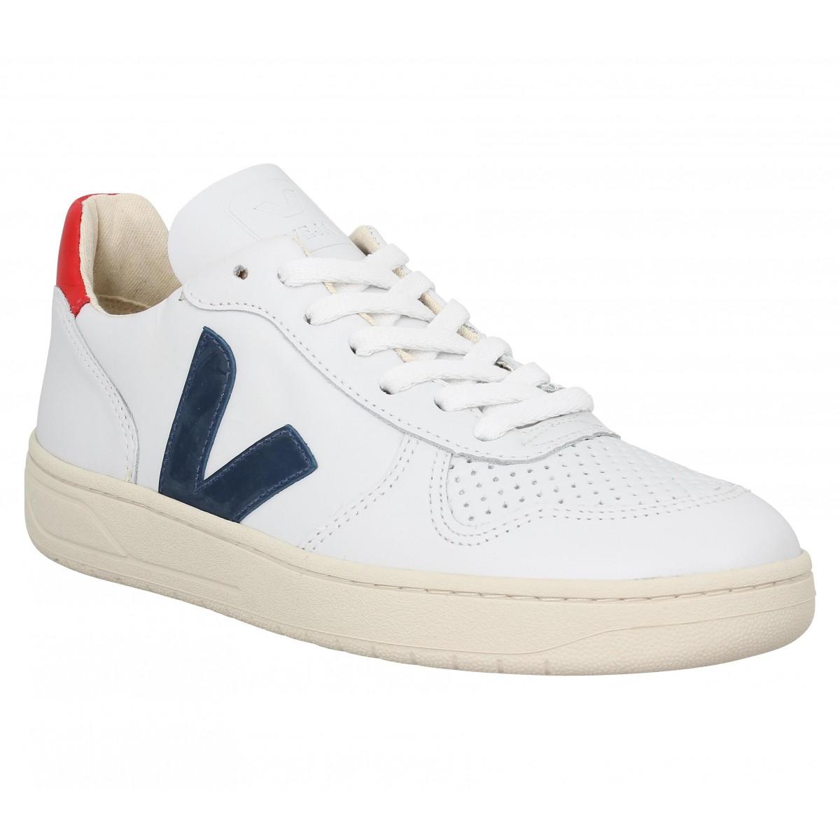 Baskets VEJA V10 Blanc